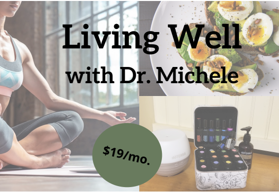 Living Well with Dr. Michele Online Community