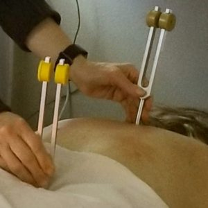 AromaTune an essential oil tuning fork healing